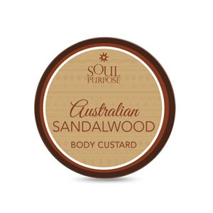 Picture of Australian Sandalwood Custard - 4 oz